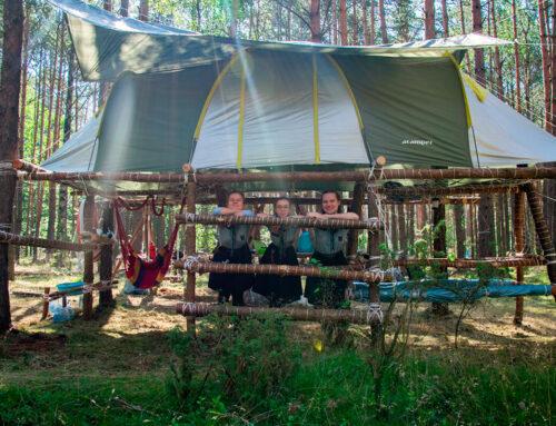 Skauci Europy szkolą przyszłych organizatorów obozów